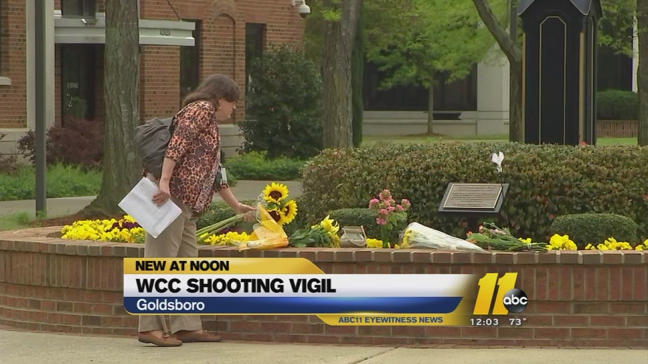 Wayne Community College shooting memorial | abc11.com