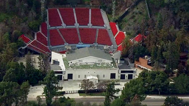 Los Angeles Parks Commission Votes To Self Operate Greek Theatre