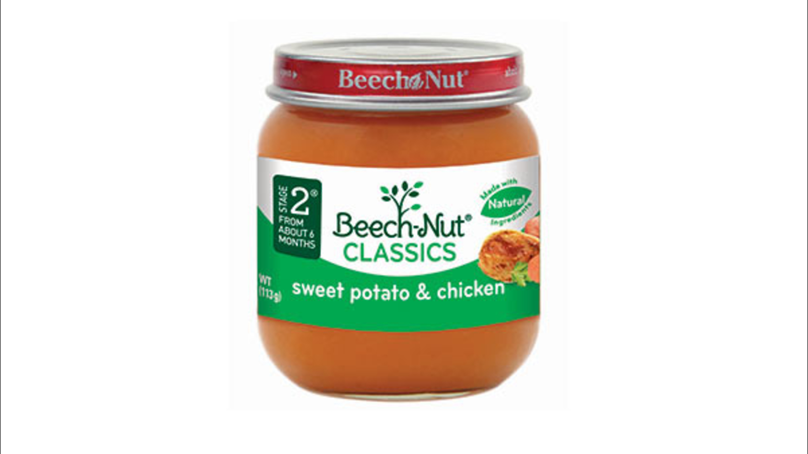 Beech Nut Baby Food Recalled After Glass Found In Jars