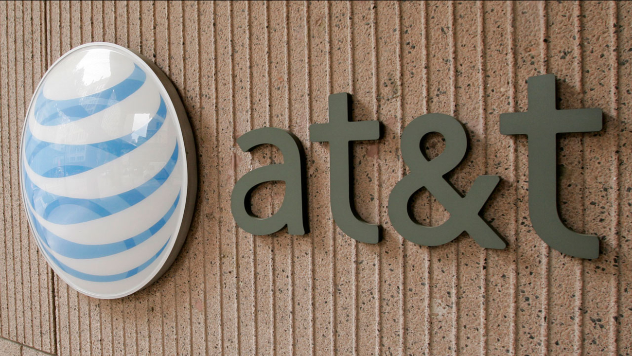 AT&T headquarters