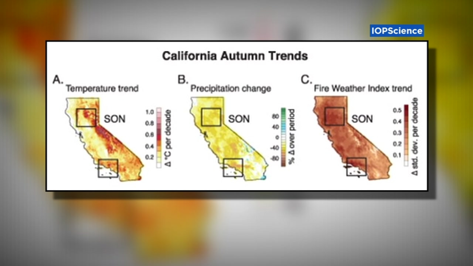 Why are California heatwaves, wildfires intensifying? Stanford climate scientist explains