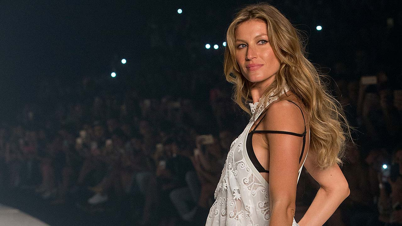 It's Official Gisele Bundchen Retires From the Runway It's Official Gisele Bundchen Retires From the Runway new pics
