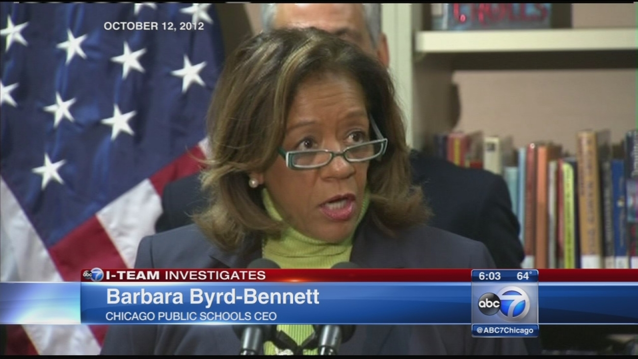 Byrd-Bennett faced controversy in Cleveland