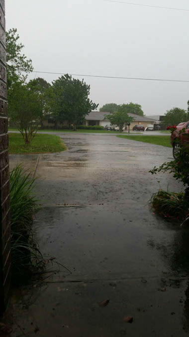 """<div class=""""meta image-caption""""><div class=""""origin-logo origin-image none""""><span>none</span></div><span class=""""caption-text"""">These are viewer photos from storms that blew through the Houston area on Thursday, April 16. (Photo/iWitness)</span></div>"""