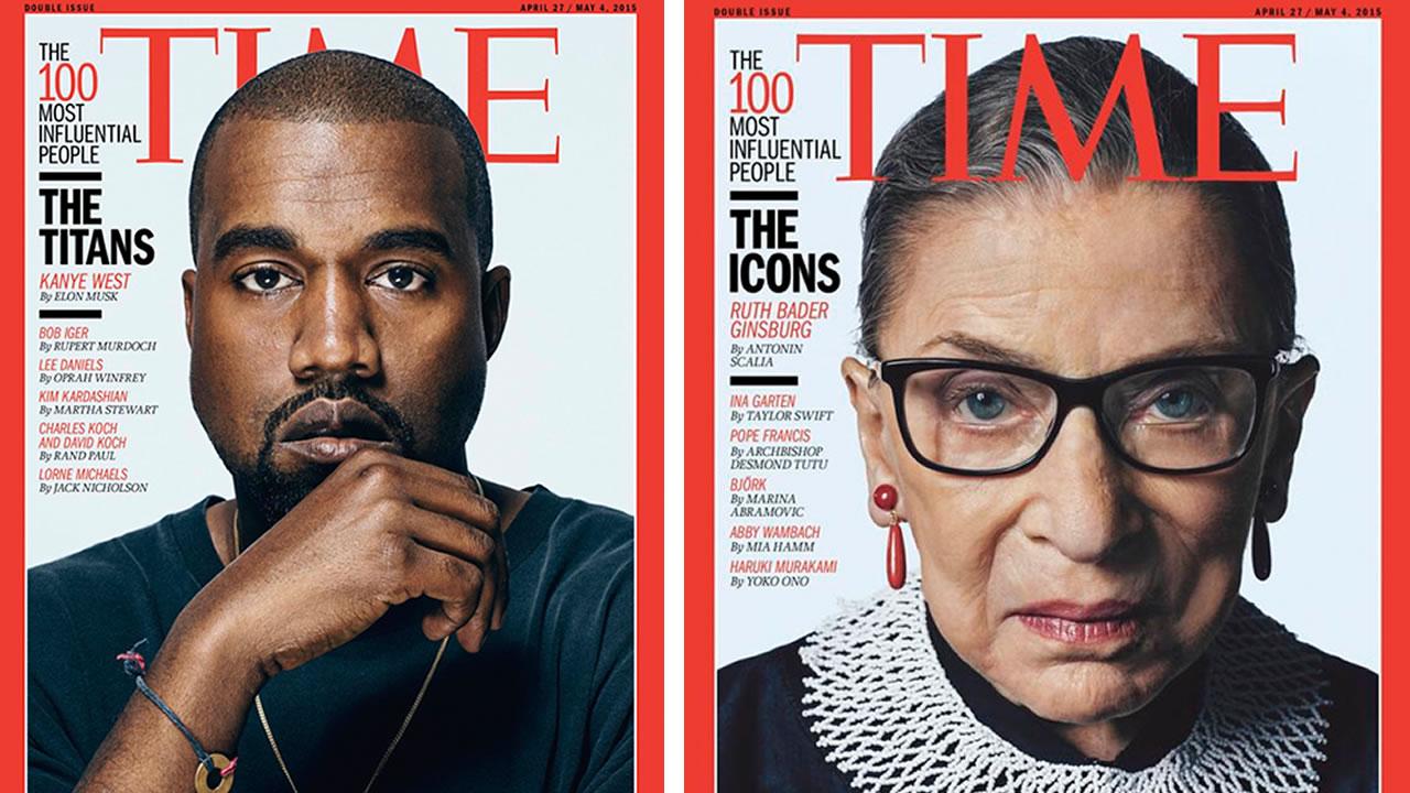 2019 year lifestyle- Makes kimye time magazines list 100 influential