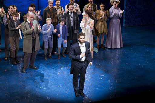 """<div class=""""meta image-caption""""><div class=""""origin-logo origin-image none""""><span>none</span></div><span class=""""caption-text"""">Photos from the Broadway musical """"Finding Neverland"""" with Matthew Morrison, Laura Michelle Kelly and Kelsey Grammar. (Photo/Greg Allen)</span></div>"""