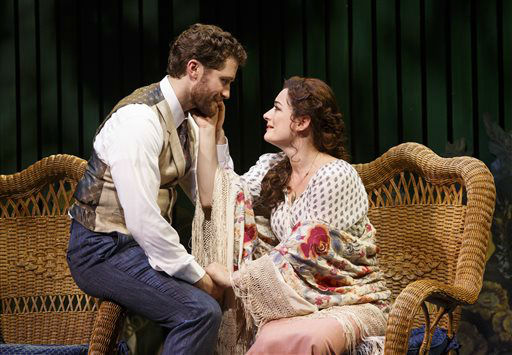 """<div class=""""meta image-caption""""><div class=""""origin-logo origin-image none""""><span>none</span></div><span class=""""caption-text"""">Photos from the Broadway musical """"Finding Neverland"""" with Matthew Morrison, Laura Michelle Kelly and Kelsey Grammar. (AP Photo/ Carol Rosegg)</span></div>"""