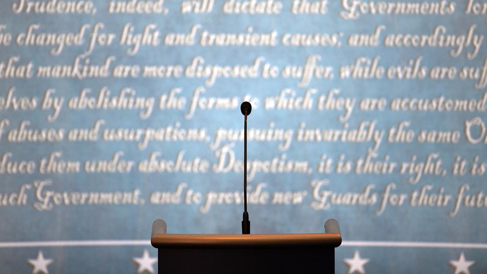 Presidential Debate Schedule In Biden Trump 2020 Election What We Know About Tonight Abc11 Raleigh Durham