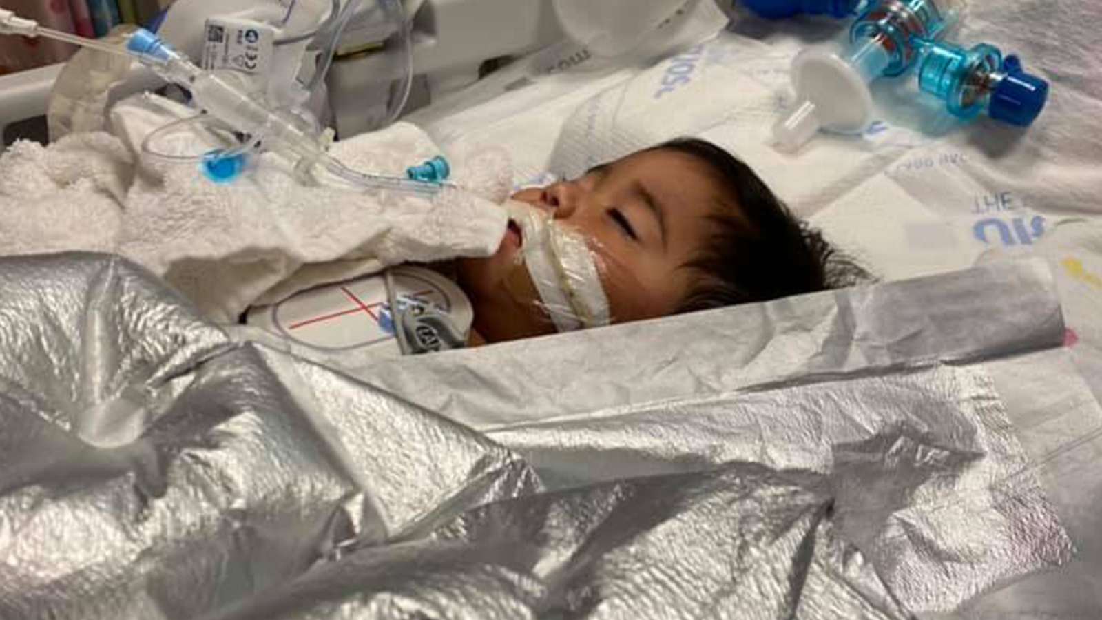 Baby Nick Torres: 10-month-old boy on life support at ...