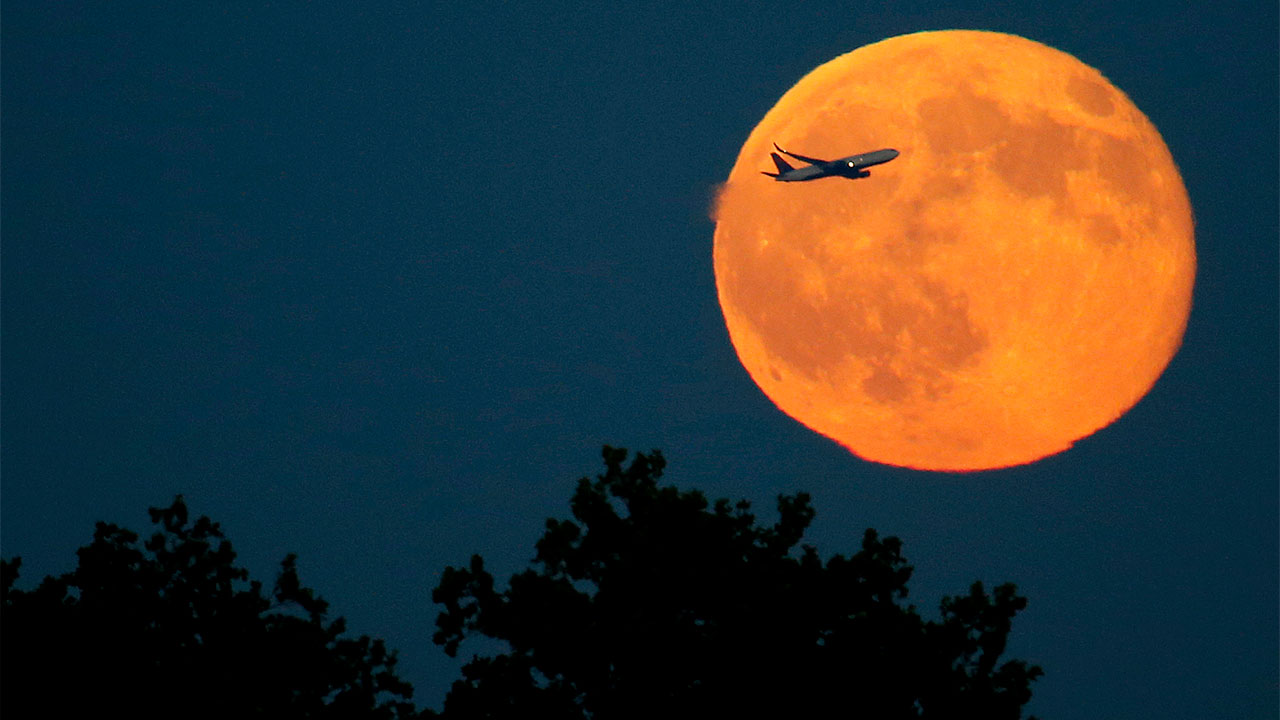 Look out for Halloween full moon to light up the sky tonight
