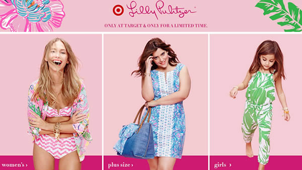 Watch - Target partners with Lilly Pulitzer video
