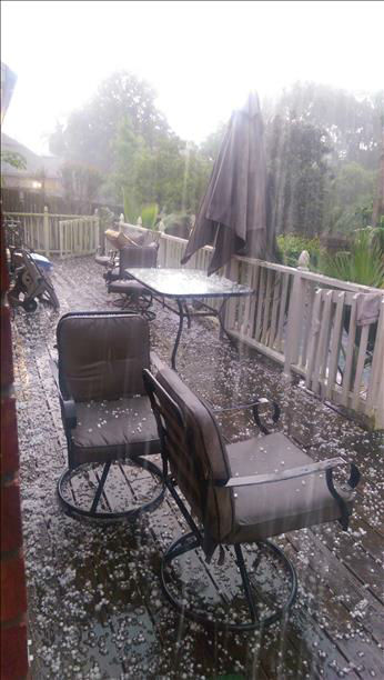 """<div class=""""meta image-caption""""><div class=""""origin-logo origin-image none""""><span>none</span></div><span class=""""caption-text"""">These are images viewers sent to us from storms on Sunday, April 19, 2015. If you have pics or video, email them to us at news@abc13.com</span></div>"""