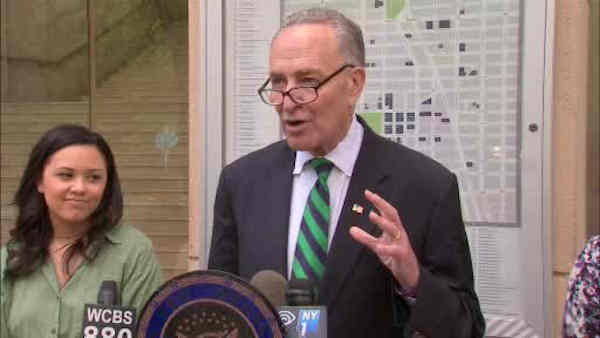 charles schumer student loan debt