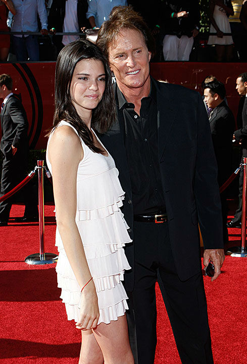 "<div class=""meta image-caption""><div class=""origin-logo origin-image none""><span>none</span></div><span class=""caption-text"">Jenner arrives at the ESPY Awards with daughter Kendall in 2009. (AP Photo/Matt Sayles)</span></div>"