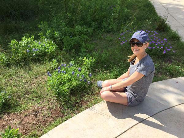 "<div class=""meta image-caption""><div class=""origin-logo origin-image none""><span>none</span></div><span class=""caption-text"">Katherine Whaley enjoying the bluebonnets (KTRK Photo)</span></div>"