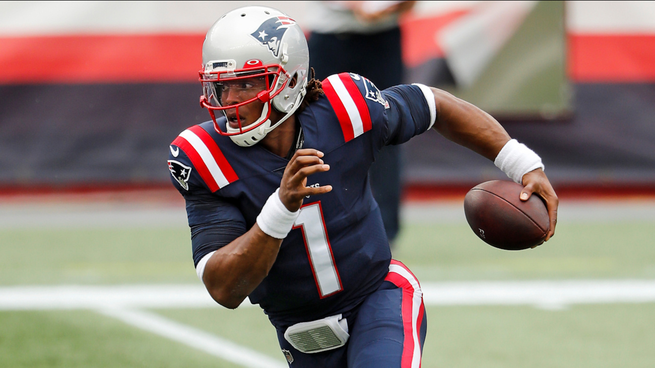 New England Patriots QB Cam Newton tests positive for COVID-19, sources  tell ESPN, NFL reschedules game - ABC11 Raleigh-Durham
