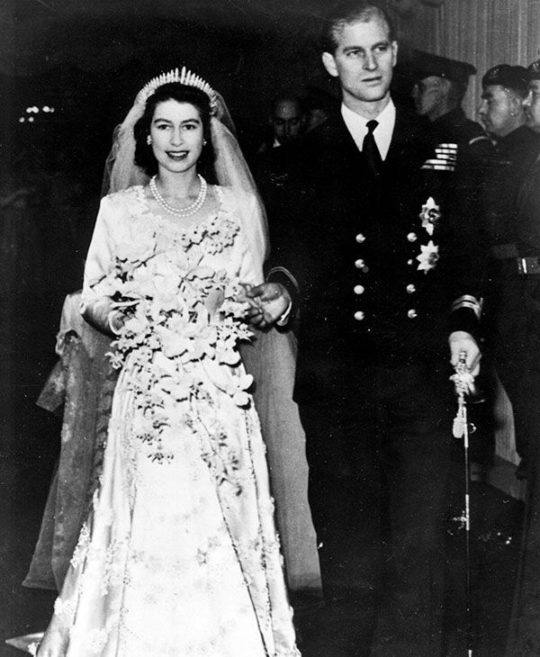 "<div class=""meta image-caption""><div class=""origin-logo origin-image none""><span>none</span></div><span class=""caption-text"">Britain's Princess Elizabeth leaves Westminster Abbey in London, with her husband, the Duke of Edinburgh, on November 20, 1947, after their wedding ceremony. (AP)</span></div>"