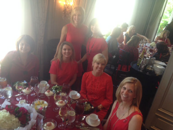 """<div class=""""meta image-caption""""><div class=""""origin-logo origin-image none""""><span>none</span></div><span class=""""caption-text"""">ABC-13 reporter Jessica Willey attended the Go Red For Women Luncheon</span></div>"""