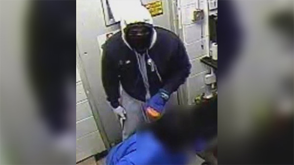 Armed robber holds up SW Phila. gas station at gunpoint