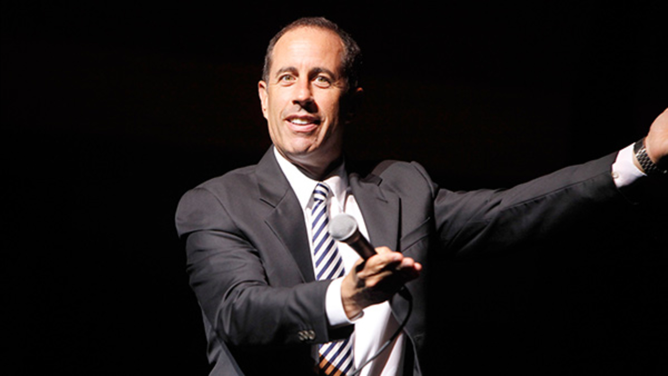 Comedian Jerry Seinfeld to headline this year's Musicfest
