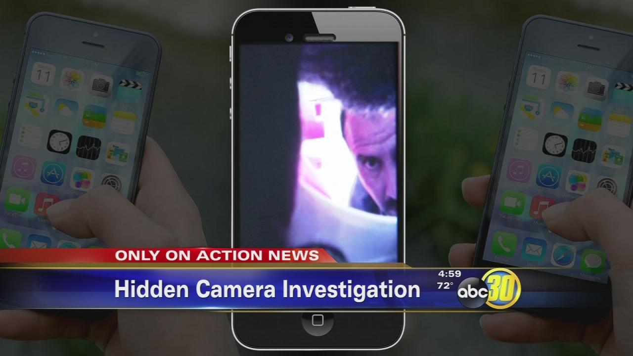 Hidden camera | abc30 com