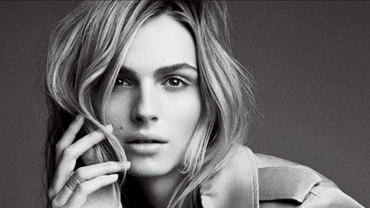 Transgender model Andreja Pejic
