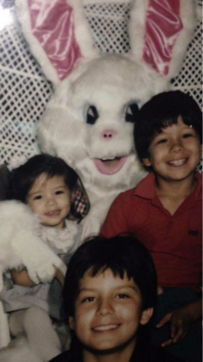 <div class='meta'><div class='origin-logo' data-origin='none'></div><span class='caption-text' data-credit='KTRK Photo'>Erik Barajas (middle) and his siblings with the Easter Bunny</span></div>