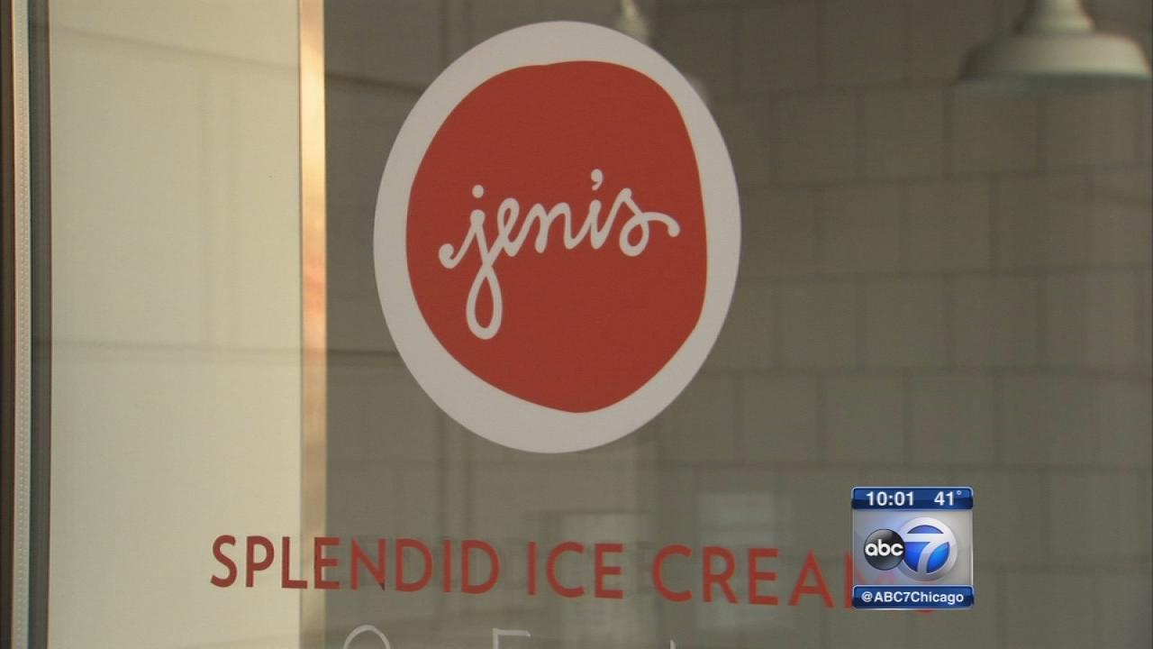 Jeni's closes 2 Chicago ice cream stores