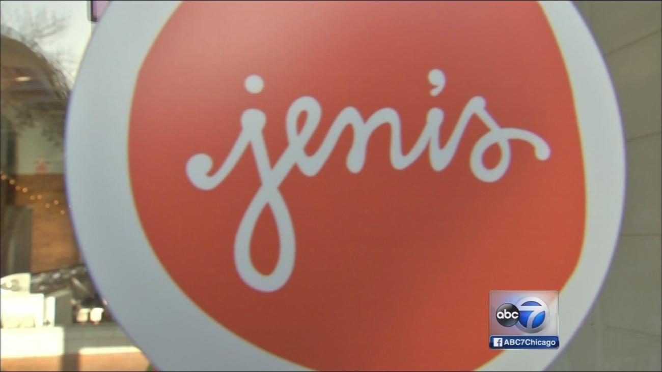 Jeni's recalls ice cream due to listeria