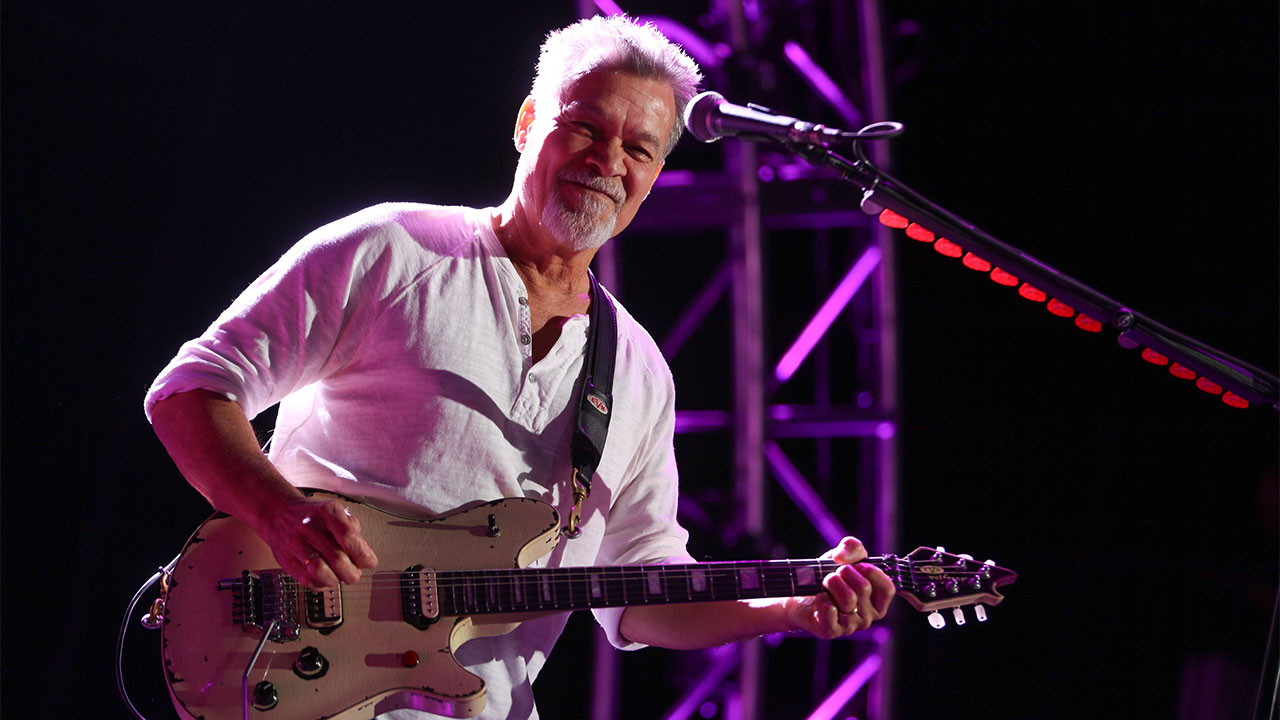 Eddie Van Halen dead at 65 of cancer, family says - ABC13 Houston