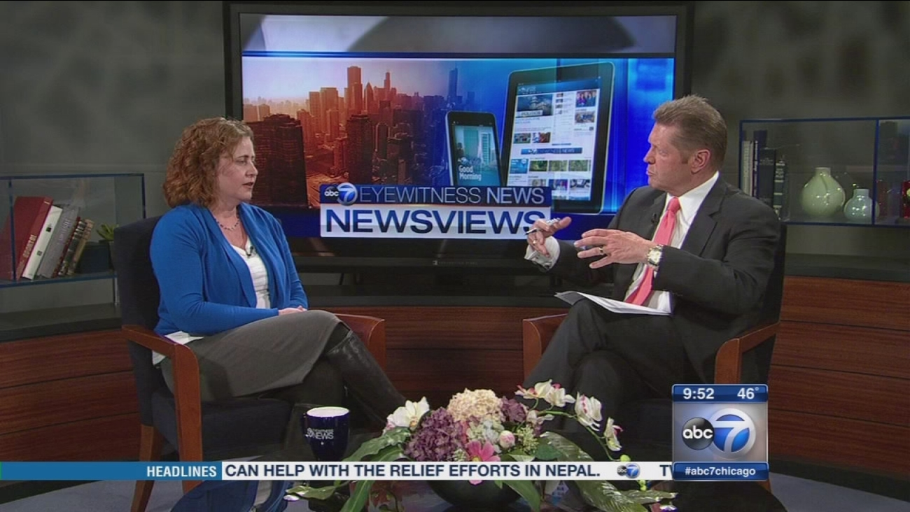 Newsviews: Child abuse prevention month
