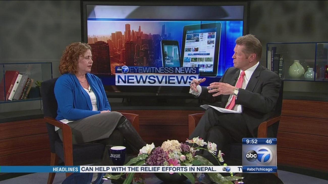 Newsviews: Child abuse prevention month