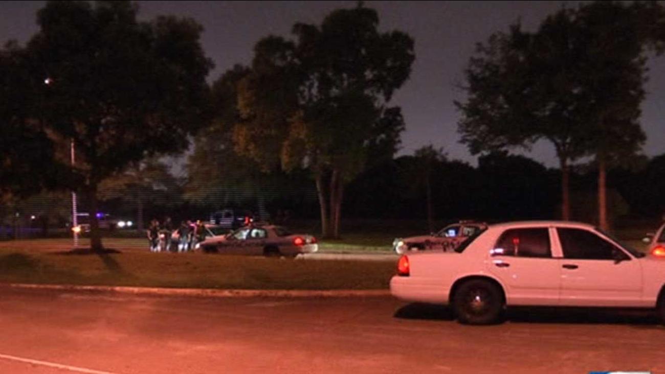 Police chase southwest  Houston