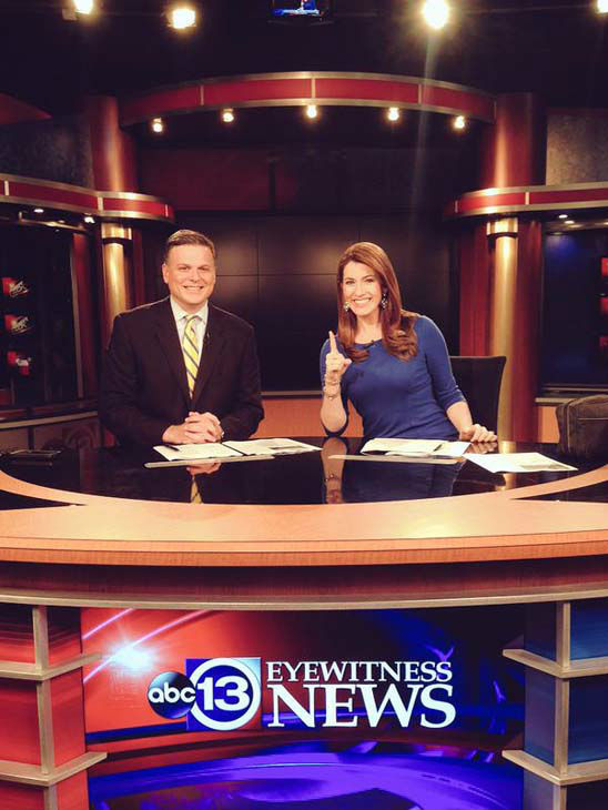 """<div class=""""meta image-caption""""><div class=""""origin-logo origin-image none""""><span>none</span></div><span class=""""caption-text"""">Natasha and Tom on have been on the weekend evening anchor desk for a year now (KTRK Photo)</span></div>"""