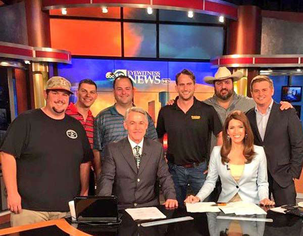 """<div class=""""meta image-caption""""><div class=""""origin-logo origin-image none""""><span>none</span></div><span class=""""caption-text"""">The folks from the Houston BBQ Festival stopped by the morning show (KTRK Photo)</span></div>"""