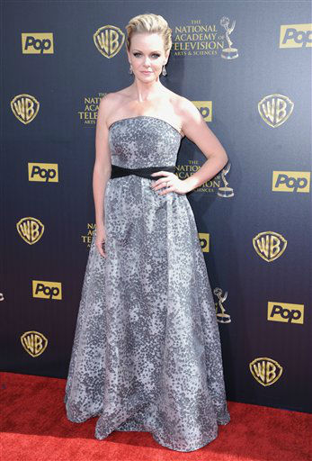 "<div class=""meta image-caption""><div class=""origin-logo origin-image none""><span>none</span></div><span class=""caption-text"">Martha Madison arrives at the 42nd annual Daytime Emmy Awards at Warner Bros. Studios on Sunday, April 26, 2015, in Burbank, Calif. (Photo by Richard Shotwell/Invision/AP) (AP Photo)</span></div>"