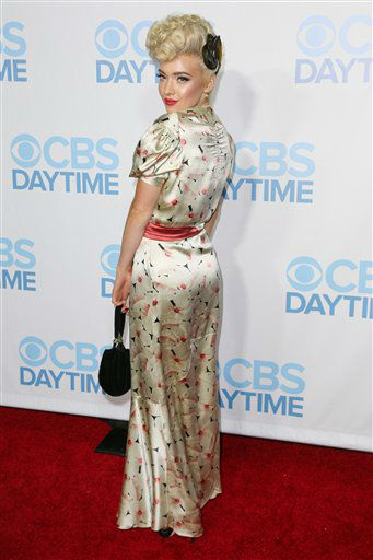 "<div class=""meta image-caption""><div class=""origin-logo origin-image none""><span>none</span></div><span class=""caption-text"">Addie Hamilton arrives at the 2015 Daytime Emmy Awards CBS After Party at The Hollywood Athletic Club on Sunday, April 26, 2015, in Los Angeles. (Photo by Rich Fury/Invision/AP) (AP Photo)</span></div>"