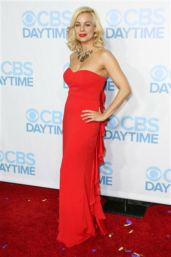"<div class=""meta image-caption""><div class=""origin-logo origin-image none""><span>none</span></div><span class=""caption-text"">Jennifer Collins arrives at the 2015 Daytime Emmy Awards CBS After Party at The Hollywood Athletic Club on Sunday, April 26, 2015, in Los Angeles. (Photo by Rich Fury/Invision/AP) (AP Photo)</span></div>"