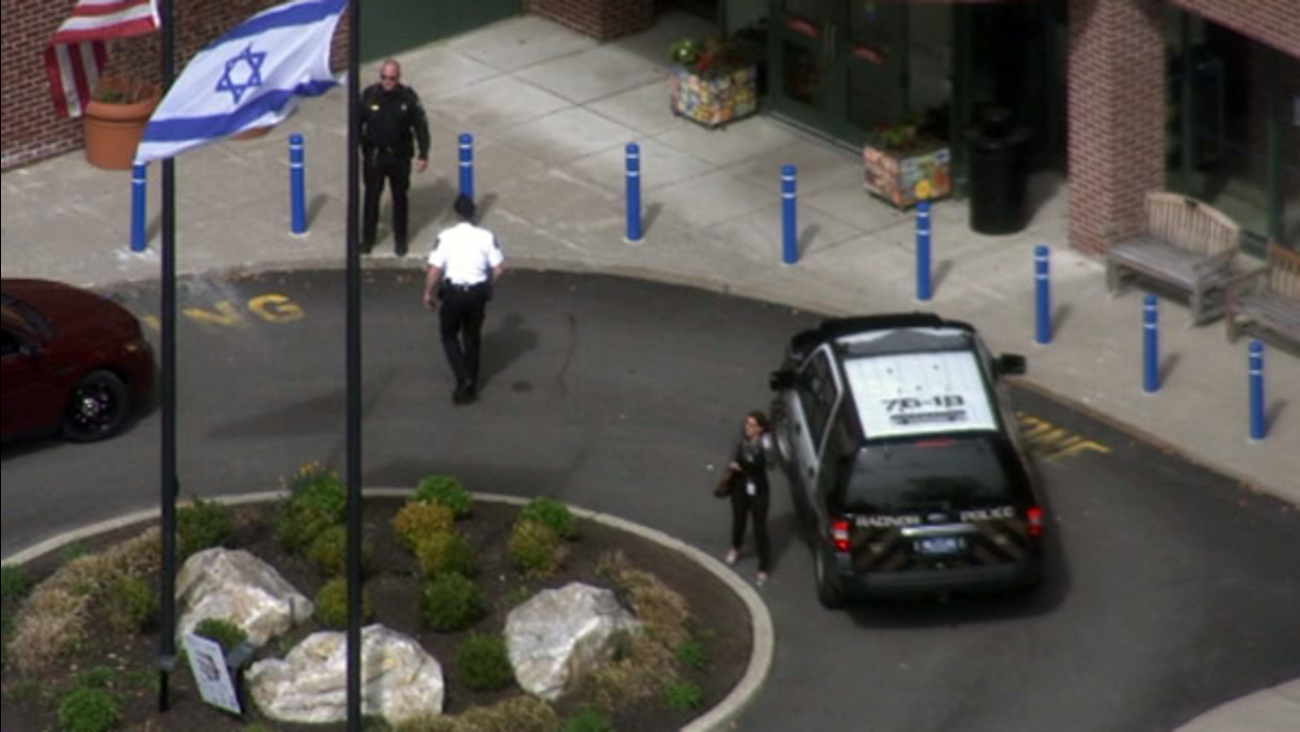 Stabbing reported at school in Radnor