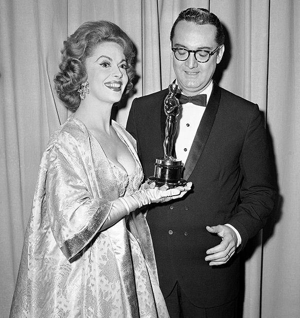 <div class='meta'><div class='origin-logo' data-origin='none'></div><span class='caption-text' data-credit='AP Photo'>Actress and TV personality Jayne Meadows, who often teamed with her husband Steve Allen, died Sunday, April 26, 2015 of natural causes. She was 95.</span></div>