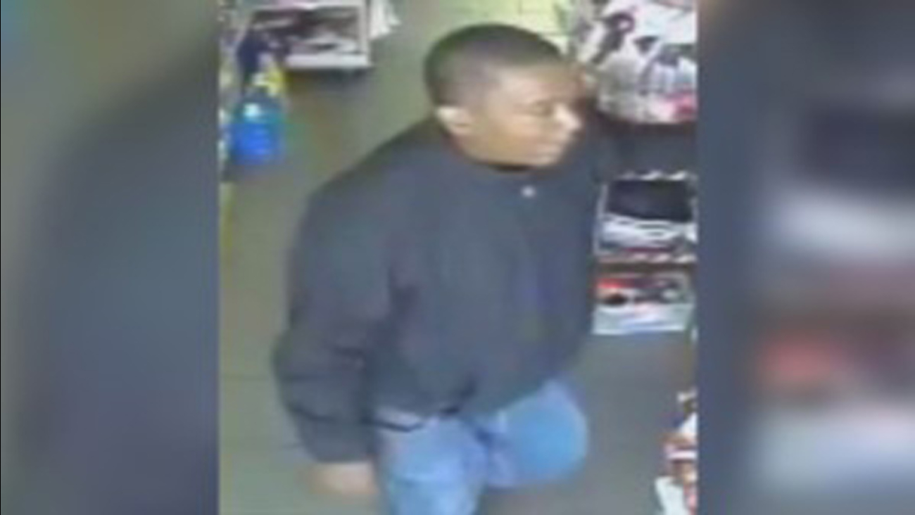 Suspect sought in S. Philadelphia armed robbery
