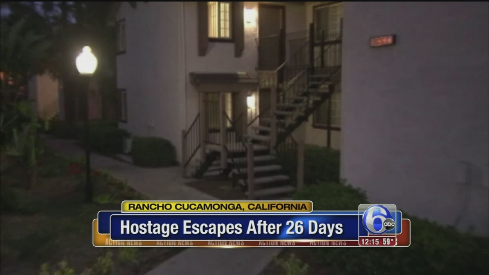 Police: Pennsylvania woman escapes after being held