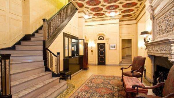"""<div class=""""meta image-caption""""><div class=""""origin-logo origin-image """"><span></span></div><span class=""""caption-text"""">This Philadelphia condo has two bedrooms, two bathrooms and is listed for $1 million. (BHHS Fox & Roach-Center City Walnut)</span></div>"""