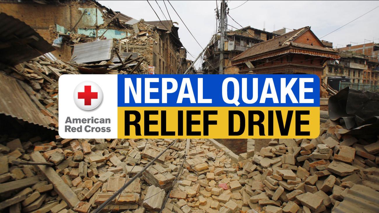 KABC Nepal Earthquake Relief Drive