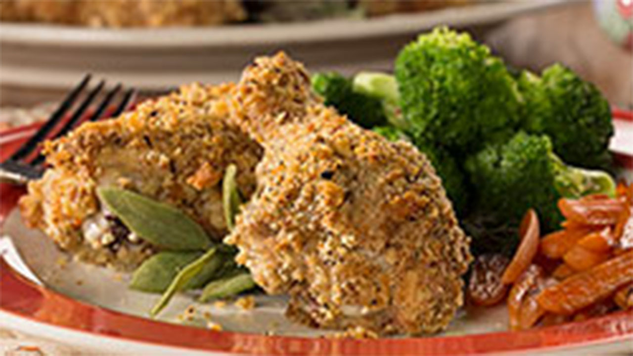 Crispy-Coat Chicken recipe