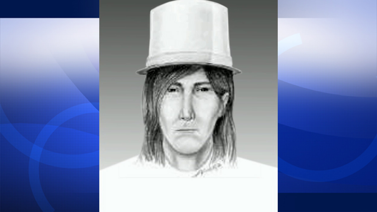 A composite sketch was released of a suspect accused of raping a female student during a Halloween party at an unofficial Loyola Marymount University fraternity on Saturday, Nov. 1, 2014.