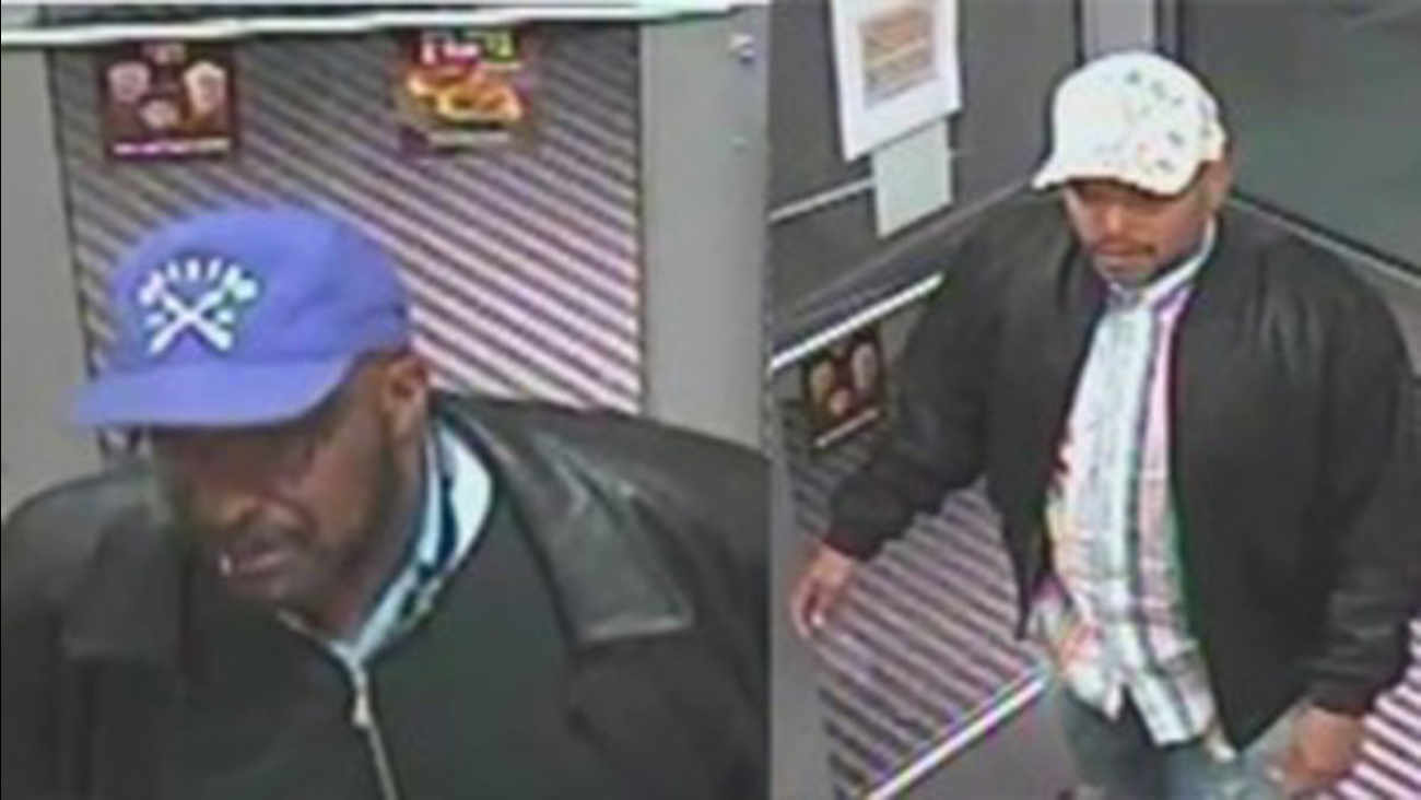 Suspects sought in Center City wallet theft
