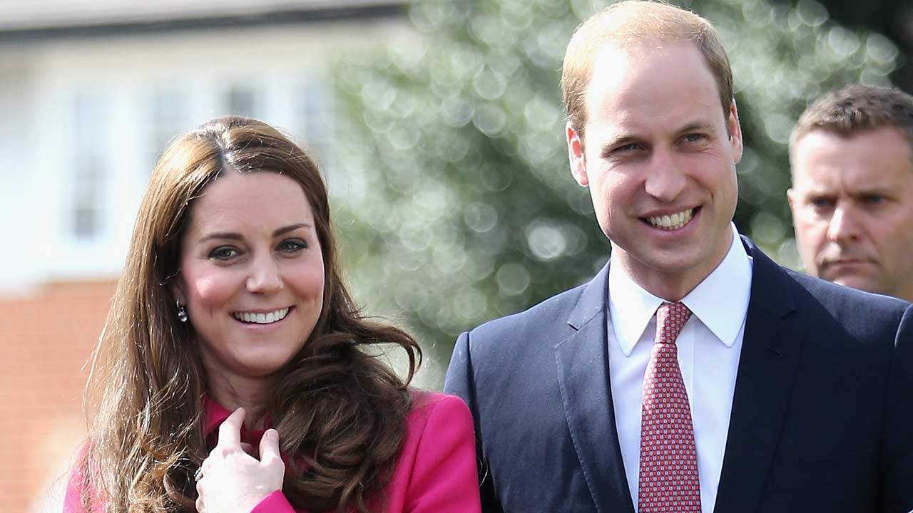 Kate, the Duchess of Cambridge, Prince William