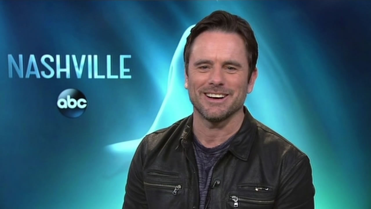 "Charles Esten, who plays Deacon Claybourne on ABC's ""Nashville,"" discusses the hit series' upcoming concert tour, which comes to San Francisco on Friday, May 8, 2015."