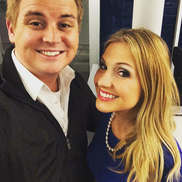 """<div class=""""meta image-caption""""><div class=""""origin-logo origin-image none""""><span>none</span></div><span class=""""caption-text"""">Early morning smiles from Steve and Katherine (KTRK Photo)</span></div>"""
